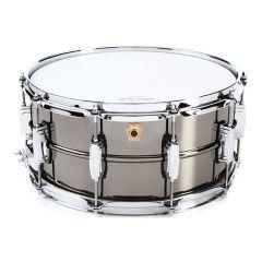"Ludwig Black Beauty Classic Lug Supra-Phonic 14 x 6.5"" Snare Drum"