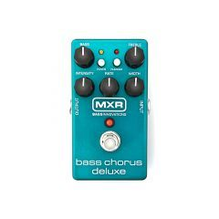 MXR M83 Bass Chorus Deluxe Bass Guitar Effects Pedal