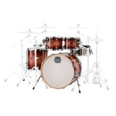 """Mapex Armory 22"""" 5-Piece Drum Shell Pack - Redwood Burst - Main"""