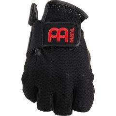 Meinl Drummer Fingerless Gloves - Extra Large (Black)
