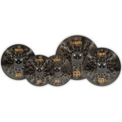 "Meinl Classics Custom Dark 14/16/18/20"" Cymbal Pack - Main"