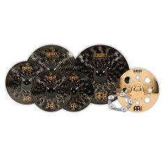 Meinl Cymbals Classics Custom Dark Bonus Cymbal Pack