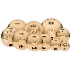 Meinl Classics Custom Triple Bonus Cymbal Pack
