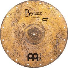 """Meinl Byzance Vintage 21"""" C Squared Ride Cymbal"""