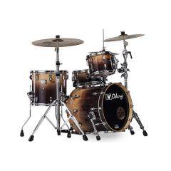 Odery Eyedentity Maple 4-Piece Drum Shell Pack - Mappa Burl
