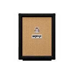 Orange PPC212V 2 x 12 Inch Vertical Guitar Speaker Cabinet - Black