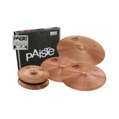 Paiste 2002 Cymbal 14/16/18+ 20 Box Set