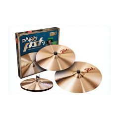 Paiste PST7 Medium Universal Cymbal Set - PST7BS3MED