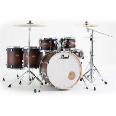 Pearl Decade Maple - Includes Hardware (Satin Brown Burst)