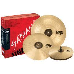Sabian HHX Complex 3-Piece Performance Cymbal Pack  - Main