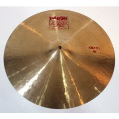 """Pre-Owned Paiste 2002 18"""" Crash Cymbal"""