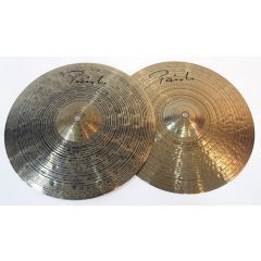 "Pre-Owned Paiste Signature Dark Energy MK1 13"" Hi Hat Cymbals"