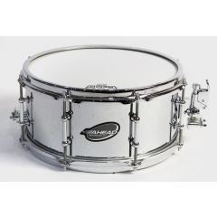 """Pre-Owned Ahead 13 x 6"""" Snare Drum - Chrome Over Brass"""