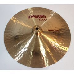 """Pre-Owned Paiste 3000 18"""" China Cymbal - Main"""