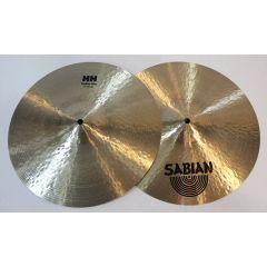 "Pre-Owned Sabian HH 14"" Medium Hi Hat Cymbals - Main"