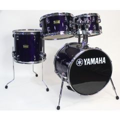"""Pre-Owned Yamaha Manu Katche Junior 16"""" 4-Piece Drum Shell Pack"""