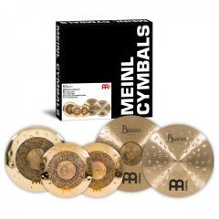 Meinl Byzance Assorted 15/18/20/21 Cymbal Pack -Main