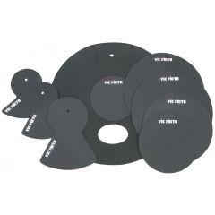 "Vic Firth Drum Mute Silencer Pack - 18"" Micro Sizes - Main"