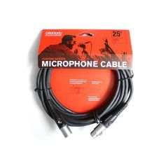 Planet Waves Custom Series XLR Microphone Cable - 25ft