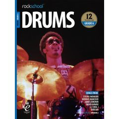 Rockschool Drums Grade 6 2018 - 2024 Book