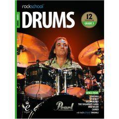 Rockschool Drums Grade 3 2018 - 2024 Book