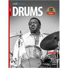 Rockschool Drums Grade 4 2018 - 2024 Book