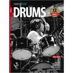 Rockschool Drums Grade 5 2018 - 2024 Book
