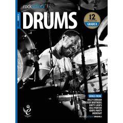 Rockschool Drums Grade 8 2018 - 2024 Book