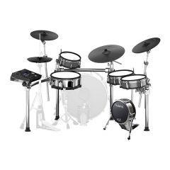 Roland TD-50KV V-Drums Pro Electronic Drum Kit with KD-140 V-Kick Drum