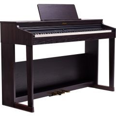 Roland RP-701 88-Key Digital Piano - Dark Rosewood - Main