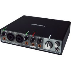 Roland RUBIX24 USB Audio Interface - 2 In / 4 Out