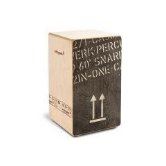 Schlagwerk 2in1 Snare Cajon - CP404 - Black (Large)