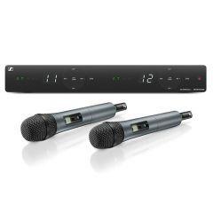 Sennheiser XSW 1-825 DUAL-GB Wireless Dual Vocal Set