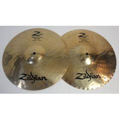 "Pre-Owned Zildjian Z Custom Mastersound 14"" Hi Hat Cymbals"