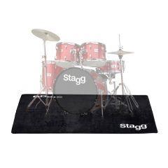 Stagg 2m x 1.6m Professional Drum Carpet - 1