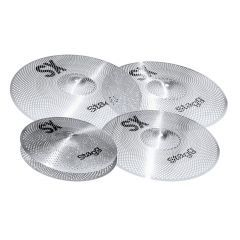 Stagg SXM Low Volume Cymbal Set