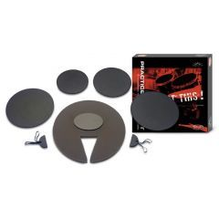 Stagg Drum Mute Silencer Pad Set