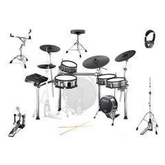 Roland TD-50KV Electronic Drum Kit Bundle - Kit