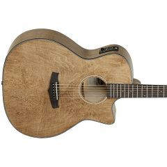 Tanglewood Evolution Exotic TVC X MP Electro-Acoustic Guitar