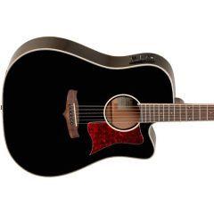 Tanglewood TW5 BK Electro-Acoustic Guitar - Black