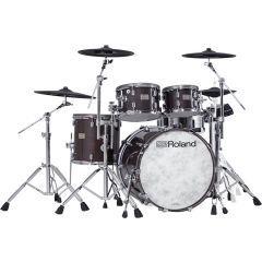 Roland VAD706 V-Drums Acoustic Design Kit - Gloss Ebony Premium Finish - Main