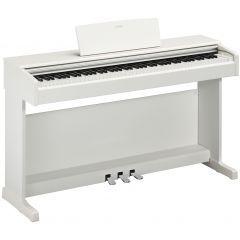 Yamaha YDP 144 Digital Piano, white