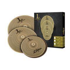 Zildjian L80 Low Volume LV468 Cymbal Set