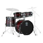 "Yamaha Live Custom Hybrid Oak 22"" 5-Piece Drum Shell Pack - UZU Magma Sunburst"