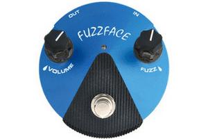Dunlop Silicon Fuzz Face