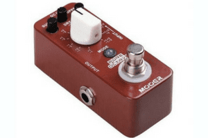 Mooer MPO1 Pure Octave Effects Pedal