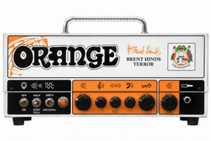 Orange Brent Hinds Terror Signature 15 Watt Guitar Amp Head