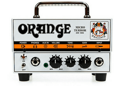Orange Micro Terror MT20 20W Hybrid Guitar Amp Head