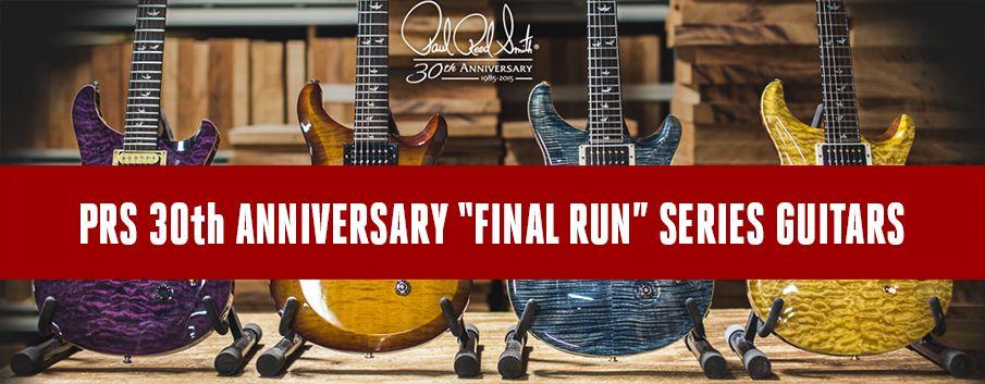 Wembley Music Centre - PRS Final Run