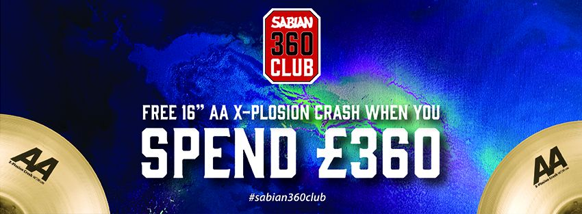 Sabian 360 Club
